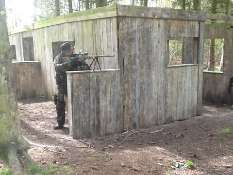 May 5th Airsoft @ Skirmish Central