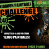 Skirmish Paintball Challenge