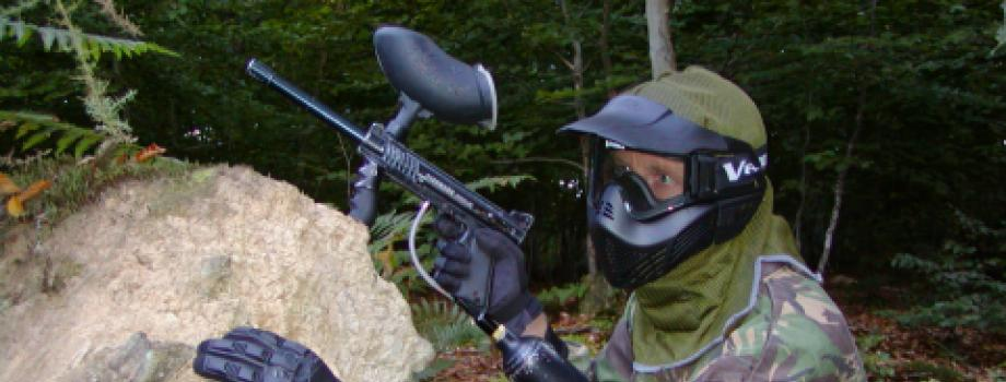 paintballing in northampton