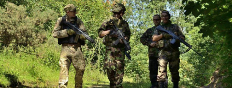 airsoft in milton- keynes northampton  bedford