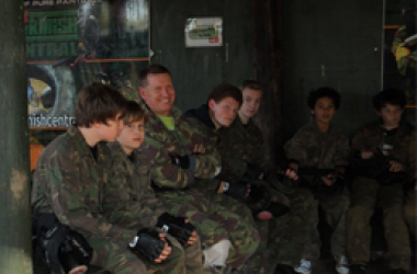 paint ball milton keynes
