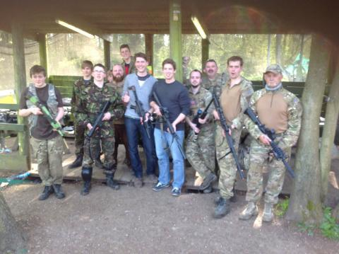 airsoft in bedford