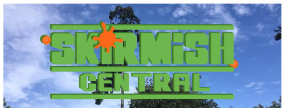 Airsoft @ Skirmish Central why not give it a go!